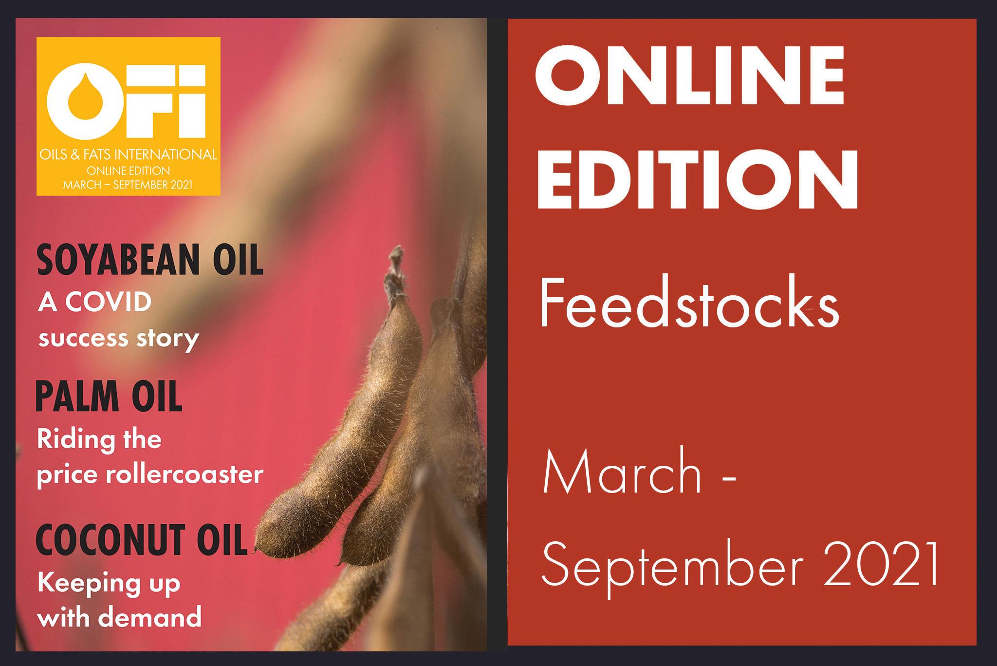 Feedstocks Online Issue
