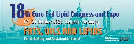 18th Euro Fed Lipid Congress & Expo