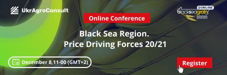 Black Sea Region. Price Driving Forces 20/21