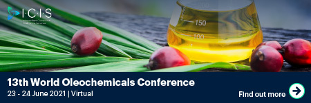 13th ICIS World Oleochemicals Conference