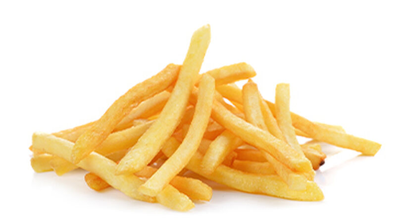 Market for French fries growing in China