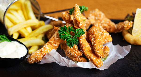 Deep fat frying - Regulations