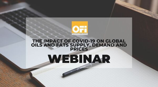 The impact of COVID-19 on global oils and fats supply, demand and prices.