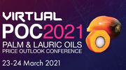 2nd Virtual Palm and Lauric Oils Price Outlook Conference 2021 (Virtual POC2021) to be held on 23 and 24 March